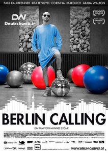 دانلود فیلم آلمانی Berlin Calling 2008