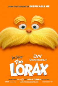 دانلود دوبله آلمانی انیمیشن The Lorax 2012