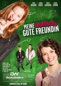 دانلود فیلم آلمانی Meine teuflisch gute Freundin 2018