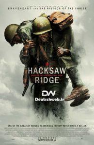 دانلود دوبله آلمانی فیلم Hacksaw Ridge 2016