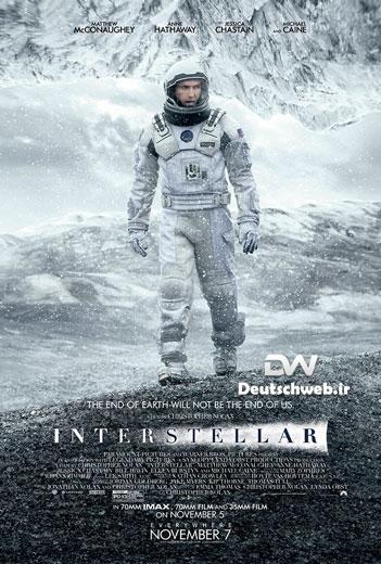 دانلود دوبله آلمانی فیلم Interstellar 2014
