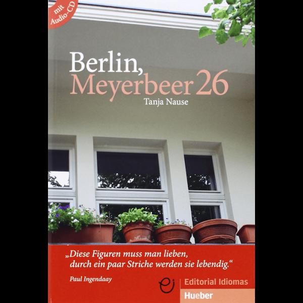 کتاب زبان آلمانی Berlin Meyerbeer 26