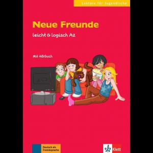 کتاب زبان آلمانی Neue Freunde
