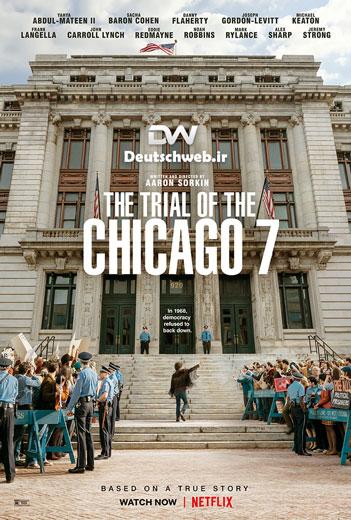 دانلود دوبله آلمانی The Trial of the Chicago 7