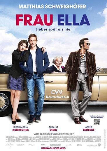 دانلود فیلم آلمانی Frau Ella 2013