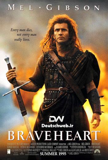 دانلود دوبله آلمانی فیلم Braveheart 1995