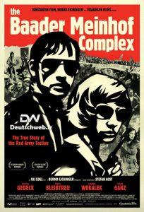 دانلود فیلم آلمانی Der Baader Meinhof Komplex 2008