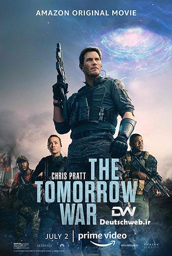 دانلود دوبله آلمانی فیلم The Tomorrow War 2021