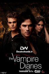 دانلود دوبله آلمانی سریال The Vampire Diaries